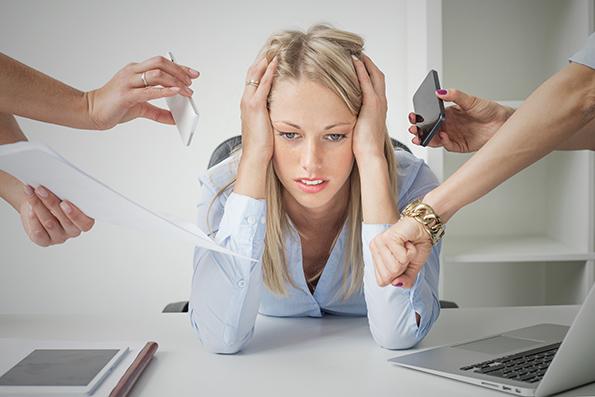 Stressfrei mit Kinesiologie