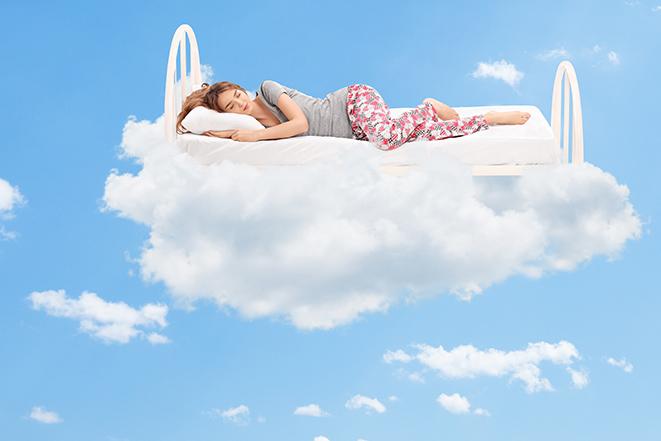 Gut schlafen mit Kinesiologie